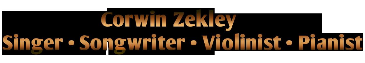 Corwin Zekley - Logo